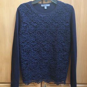Classiques Entier Lace sweater